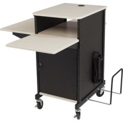 Oklahoma Sound PRC450 Jumbo Plus Presentation Cart