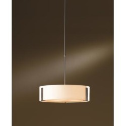 Hubbardton Forge Impressions 18 Inch Large Pendant - 136753-1074 found on Bargain Bro India from Capitol Lighting for $1683.00