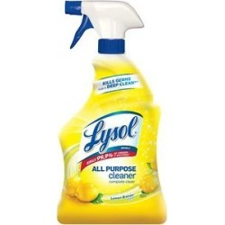 Lysol Lemon Breeze All Purpose Cleaner, 32-oz bottle found on Bargain Bro from Chewy.com for USD $2.18