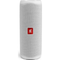 JBL Flip 5 Portable Waterproof Bluetooth Speaker, White found on Bargain Bro from Kohl's for USD $91.19