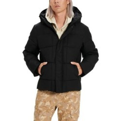 UGG Cadin Technical Water Resistant Down Parka Ii - Black - Ugg Jackets found on Bargain Bro Philippines from lyst.com for $395.00