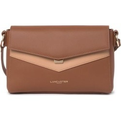 City Max Leather Crossbody Bag - Brown - Lancaster Shoulder Bags found on MODAPINS from lyst.com for USD $80.00