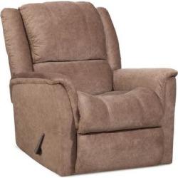 Grant Rocker Recliner in Coffee - Chelsea Home Furniture 961729117-R