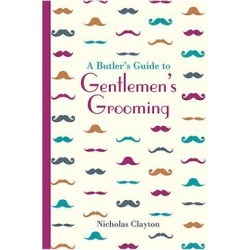 Sterling Entertainment Books - A Butler's Guide to Gentlemen's Grooming Hardcover found on Bargain Bro from zulily.com for USD $7.59