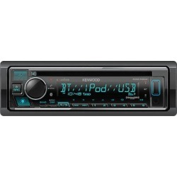 Kenwood Excelon KDC-X304 (Refurbished) CD Receiver found on Bargain Bro Philippines from Crutchfield for $109.99