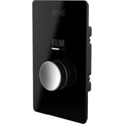 Rane Commercial DRZH Wall-Mount Remote Level Control with Source Selector DRZH found on Bargain Bro Philippines from B&H Photo Video for $119.00