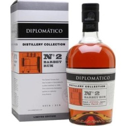 Diplomatico Rum Distillery Collection No 2 Barbet 750ml found on Bargain Bro from WineChateau.com for USD $78.26