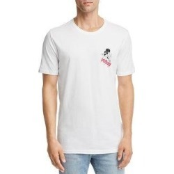 Puma Mens T-Shirt Running Fitness (Puma White - XL), Men's(cotton) found on Bargain Bro India from Overstock for $14.14