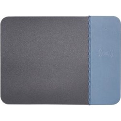 Tech Zebra Mouse Pads Blue - Blue Mouse & Wireless QI Charging Pad found on Bargain Bro Philippines from zulily.com for $15.99