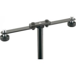 K&M Adjustable Microphone Bar found on Bargain Bro from Crutchfield for USD $16.71