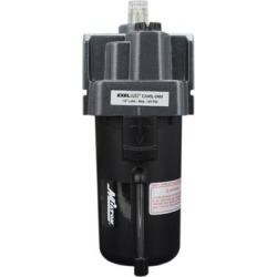 EXELAIR by Milton Lubricator, Metal Bowl, Max. PSI 145 PSI, CFM 175 cfm, Inlet Diameter 0.5 in, Model EX45L-04M found on Bargain Bro from northerntool.com for USD $65.96