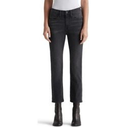 Elin High Waist Crop Slim Jeans - Blue - Edwin Jeans found on MODAPINS from lyst.com for USD $178.00