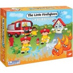 FoxMind Games The Little Firefighters Preschool Game