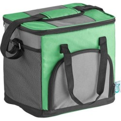 Choice Green Small Insulated Soft Cooler Bag w/Shoulder Strap (Holds 24 Cans) found on Bargain Bro India from webstaurantstore.com for $12.99
