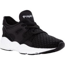 Women's Stability UltraWeave Walking Shoe by Propet in Black (Size 8 XX(4E)) found on Bargain Bro Philippines from Woman Within for $84.99