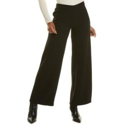 Natori Textured Crepe Pant (BLK-BLACK - S), Women's, Black-Black(polyester) found on Bargain Bro Philippines from Overstock for $32.99
