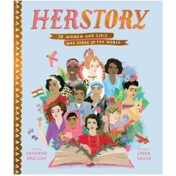 Simon & Schuster Picture Books - Herstory Hardcover found on Bargain Bro from zulily.com for USD $8.58