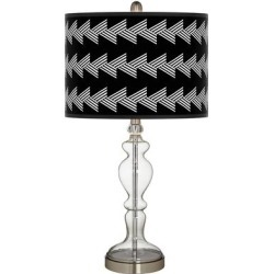 Victory March Giclee Apothecary Clear Glass Table Lamp found on Bargain Bro Philippines from LAMPS PLUS for $99.99