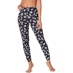 High Rise Midi Leggings - Black - Onzie Pants found on MODAPINS from lyst.com for USD $69.00