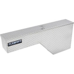 Lund Inc. Fender Well Full Size Truck Tool BoxAluminum in Gray, Size 20.5 H x 48.25 W x 8.75 D in   Wayfair 8225 found on Bargain Bro Philippines from Wayfair for $182.86