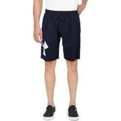 Under Armour Mens Shorts Fleece Workout (Navy Blue - XL), Men's found on Bargain Bro Philippines from Overstock for $26.59