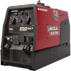 Lincoln Ranger 250 GXT Welder/Generator (K2382-4) found on Bargain Bro India from weldingsuppliesfromioc.com for $4950.00