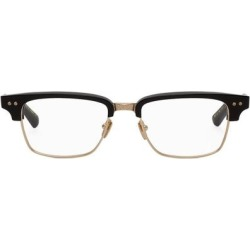 Black And Gold Statesman-three Glasses - Black - Dita Eyewear Sunglasses found on Bargain Bro India from lyst.com for $635.00