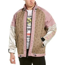 Valentino Logo Jacket found on Bargain Bro from Overstock for USD $577.12