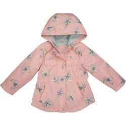 Baby Girl Carter's Fleece Anorak Jacket, Infant Girl's, Size: 18 Months, Pink found on Bargain Bro from Kohl's for USD $18.24