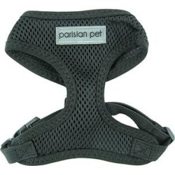 Parisian Pet Pet Harnesses black - Black Mesh Pet Harness found on Bargain Bro from zulily.com for USD $12.91