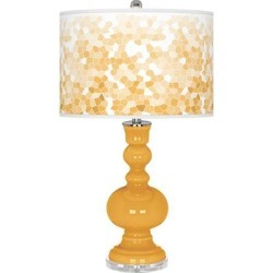 Marigold Mosaic Apothecary Table Lamp found on Bargain Bro from LAMPS PLUS for USD $113.99