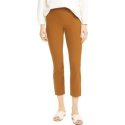 Stitch Front Seam Leggings - Brown - Vince Pants found on Bargain Bro from lyst.com for USD $89.68