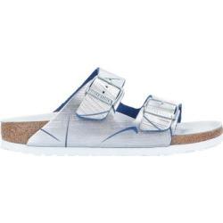 Sandals - Metallic - Birkenstock Flats found on MODAPINS from lyst.com for USD $165.00