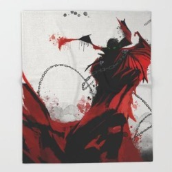 "Spawn Bed Throw Blanket by Scofield Designs - 51"" x 60"" Blanket"