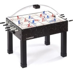 Carrom Super Stick Hockey Table Grey / - Black found on Bargain Bro Philippines from Overstock for $989.10