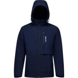 Mens Hooded Down Jackets Coats Thicken Puffer Winter Warm Windproof Parka Hiking Camping Outdoor Outwear (Blue - S), Men's(polyester) found on MODAPINS from Overstock for USD $123.25