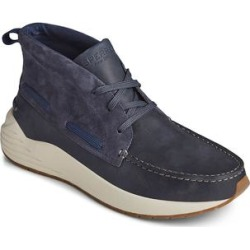 Sperry Top-Sider Men's Casual boots NAVY - Navy Rebel Authentic Original Leather Chukka Boot - Men found on Bargain Bro from zulily.com for USD $56.99