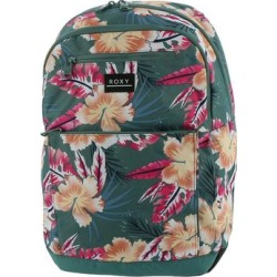 Roxy Girls' Here You Are Backpack Teal found on Bargain Bro Philippines from ShoeMall.com for $33.99