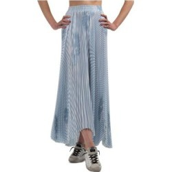 Women's Skirt Long - Blue - Ermanno Scervino Skirts found on Bargain Bro from lyst.com for USD $537.32