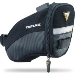 Topeak Aero Wedge Pack QuickClick Bike Seat Bag (Small) found on Bargain Bro Philippines from Overstock for $26.95