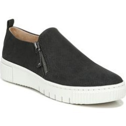 Women's Turner Sneaker by Naturalizer in Black (Size 8 1/2 M) found on Bargain Bro from fullbeauty for USD $45.59