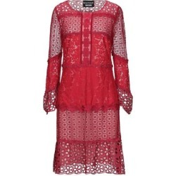 Knee-length Dress - Red - Boutique Moschino Dresses found on Bargain Bro Philippines from lyst.com for $275.00