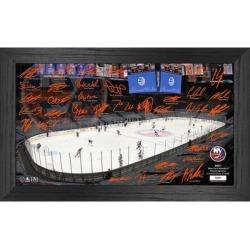 New York Islanders Highland Mint 12'' x 20'' Facsimile Signature Rink Photo found on Bargain Bro from Fanatics for USD $45.59