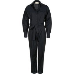 Louise Ebony Jumpsuit - Black - AGGI Jumpsuits found on Bargain Bro Philippines from lyst.com for $247.00