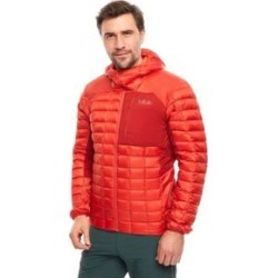 Rab Casual Down Jackets Kaon Jacket - Men's Firecracker Large QDN81FCL Model: QDN-81-FC-L found on MODAPINS from campsaver.com for USD $250.00