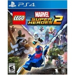 ARCADE1UP Multi LEGO Marvel Superheroes 2 PS4 found on Bargain Bro from belk for USD $15.19