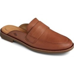 Sperry Top-Sider Women's Mules TAN - Tan Waypoint Leather Mule - Women found on Bargain Bro from zulily.com for USD $22.79