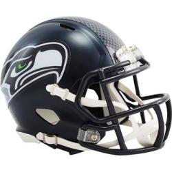 Riddell Seattle Seahawks Revolution Speed Mini Football Helmet found on Bargain Bro from Fanatics for USD $22.79