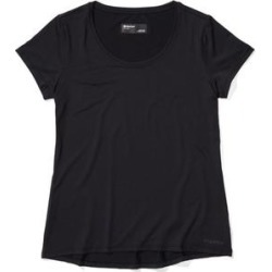 Marmot Women's Apparel & Clothing All Around Short Sleeve T-Shirt - Women's Black Extra Large found on MODAPINS from campsaver.com for USD $32.00