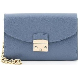 Metropolis Envelope Clutch - Blue - Furla Clutches found on MODAPINS from lyst.com for USD $150.00